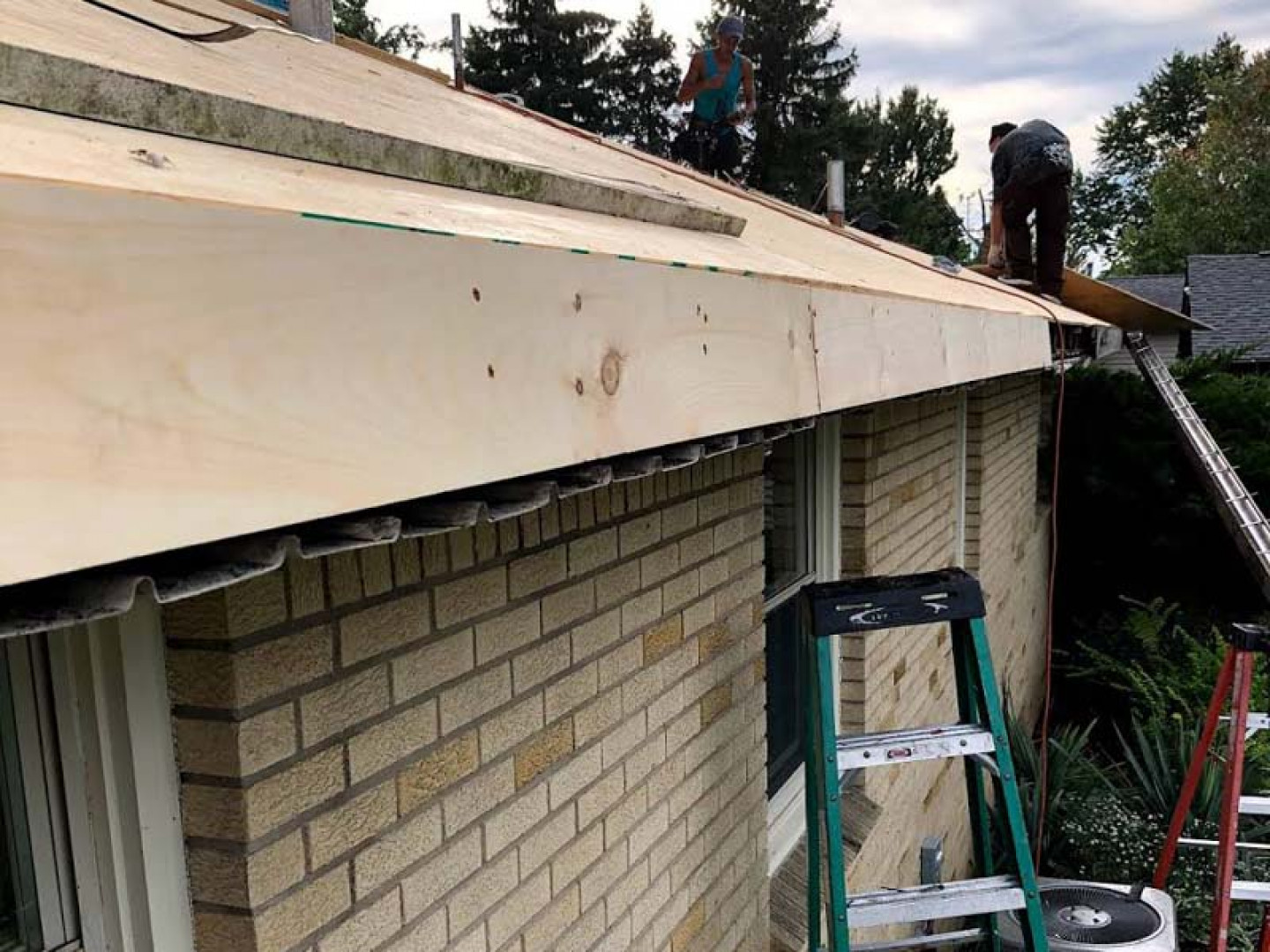 Learn about the dangers of damaged gutters
